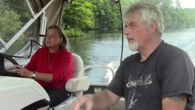 Sue and Wayne