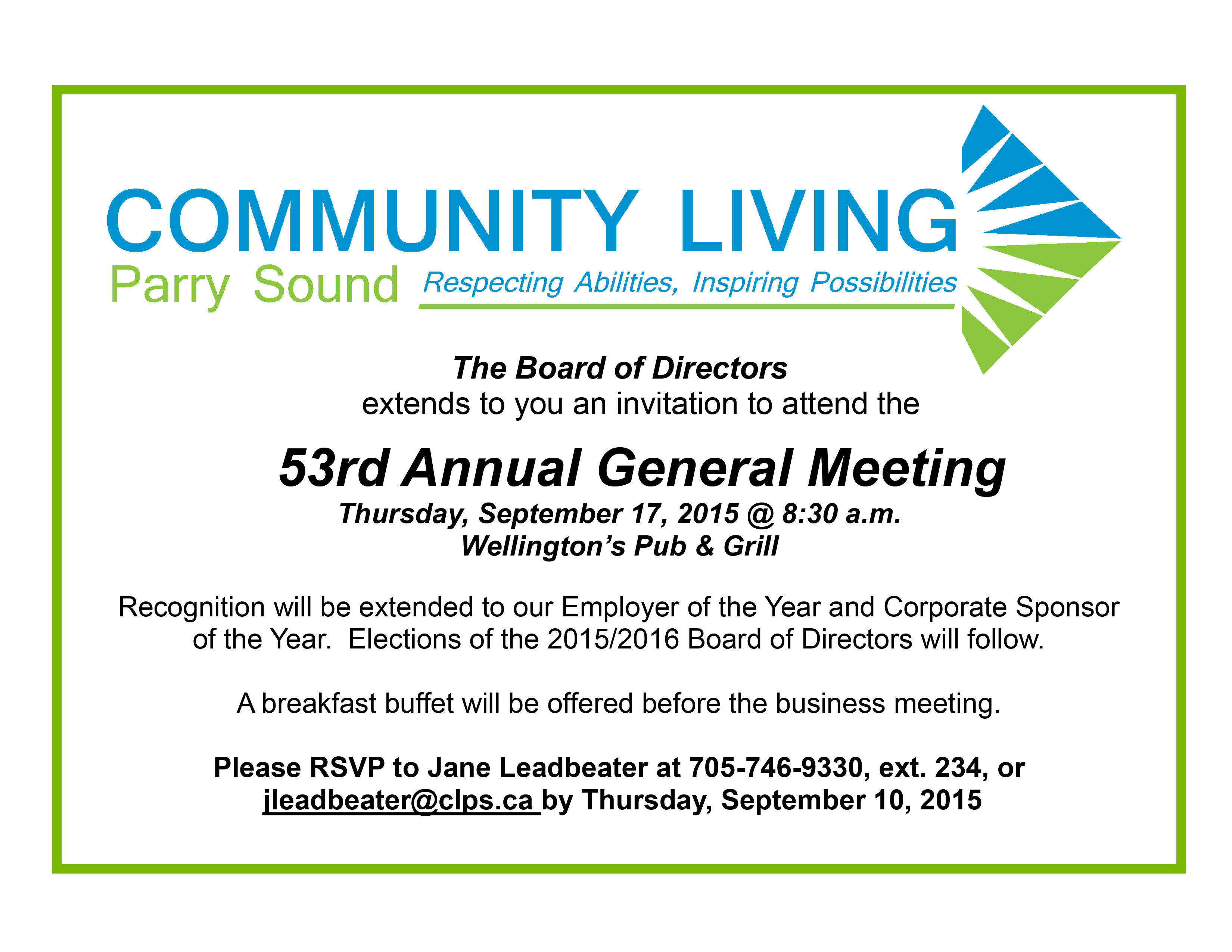 Agm invitation website september 17 20151 community living agm invitation website september 17 20151 stopboris Gallery