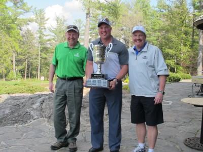 Team Tudhope wins 2014 Trophy