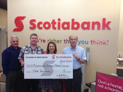 scotiabank golf sponsor pic