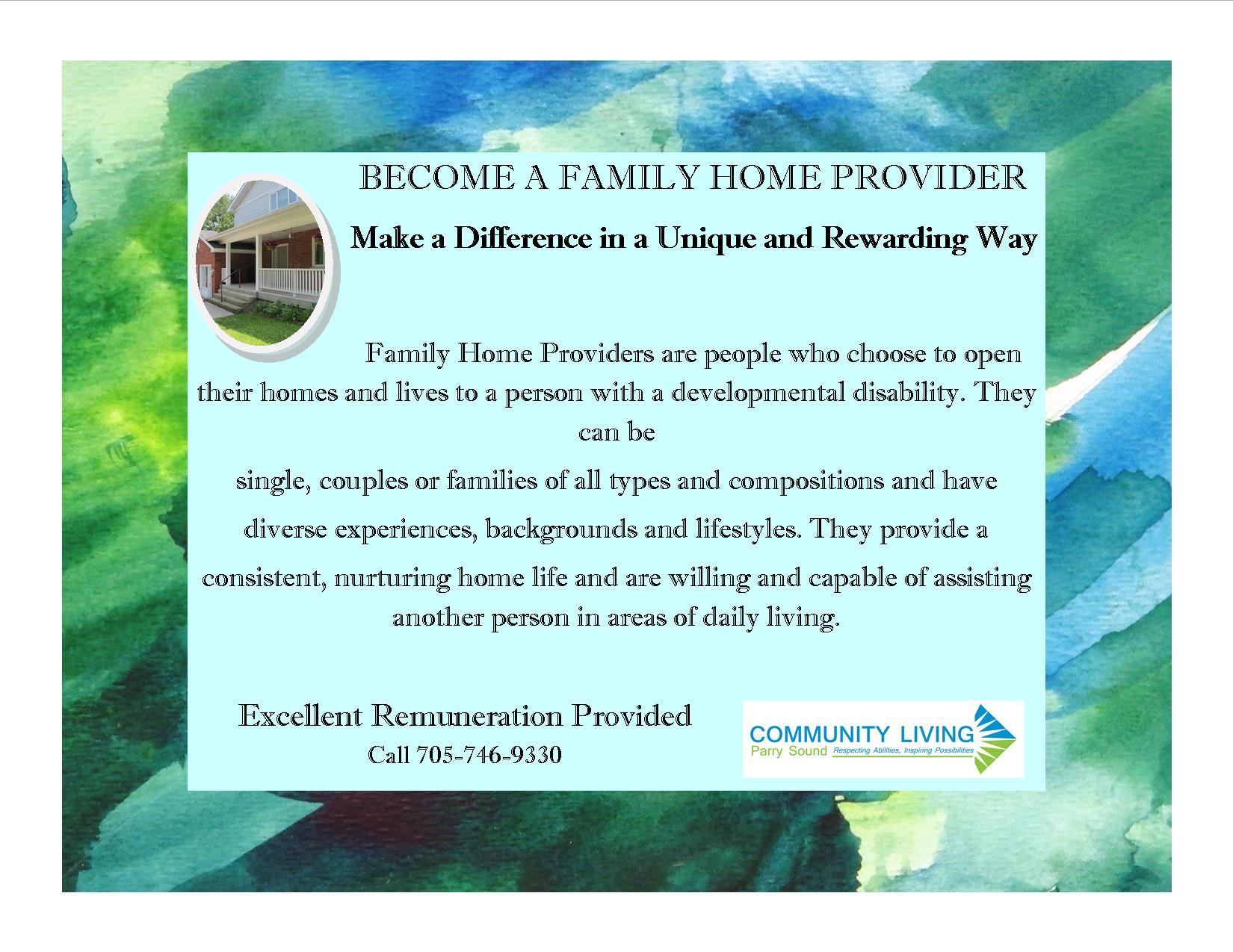 FB Family Home